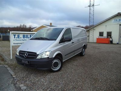 brugt Mercedes Vito 114 Lang 2,1 CDI 136HK Van 6g