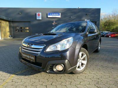brugt Subaru Outback 2,0 D Business CVT AWD