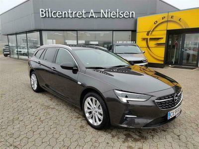 brugt Opel Insignia Sports Tourer 1,5 D Ultimate 122HK Stc 8g Aut.