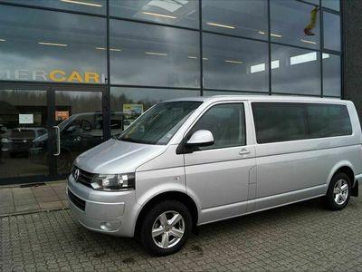 brugt VW Caravelle TDi 140 Comfortline DSG lang