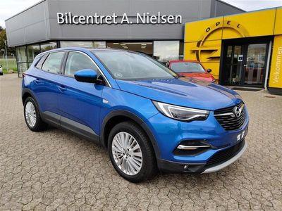 brugt Opel Grandland X 1,5 CDTI Innovation 130HK 5d 8g Aut.