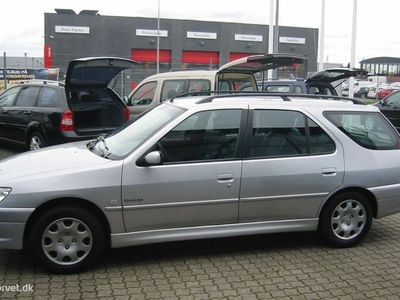 brugt Peugeot 306 1,6 Toscana 98HK Stc