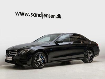 brugt Mercedes E350 2,0 AMG Line aut.