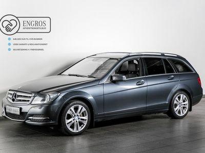 used Mercedes C200 2,2 CDi Avantgarde stc. aut. BE