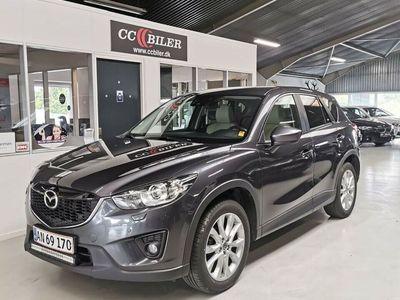 brugt Mazda CX-5 2,2 Sky-D 150 Optimum Tech aut AWD