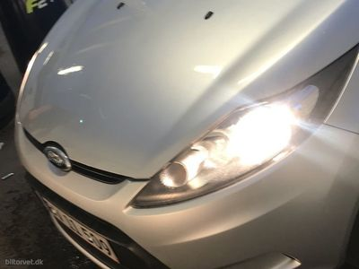 usata Ford Fiesta 1,6 TDCi Trend 90HK 5d