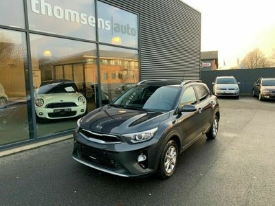 brugt Kia Stonic 1,6 CRDi 115 Attraction