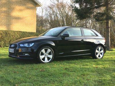 brugt Audi A3 1.4 TFSI CoD 140 HK 3-DØRS