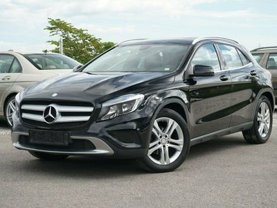 used Mercedes GLA200 2,2 CDi