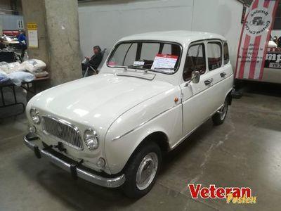 brugt Renault R4 Renault Renault 4 L 1963