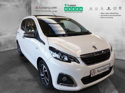 brugt Peugeot 108 e-VTi 69 Desire TOP!