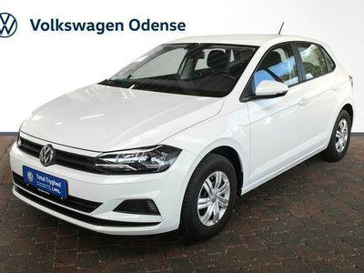 brugt VW Polo 1,0 MPi 80 Trendline