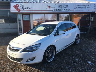 used Opel Astra CDTi 125 Sport ST