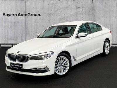 brugt BMW 520 i 2,0 Sport Line aut.