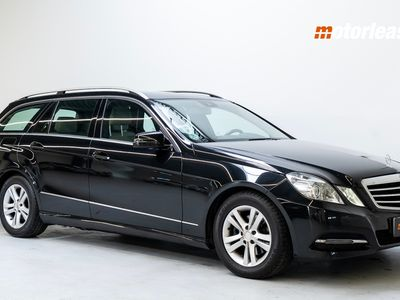 brugt Mercedes E220 2 AMG-Line