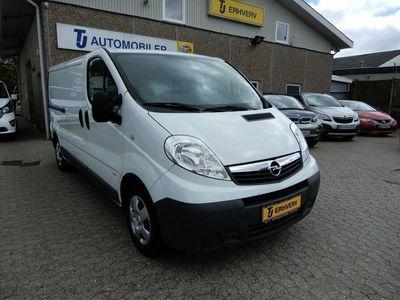 used Opel Vivaro 2,0 CDTi 114 Van Edition L2H1 eco