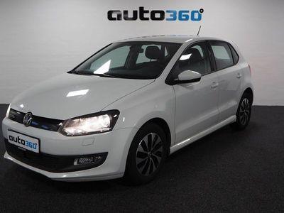 brugt VW Polo 1,0 TSi 95 BlueMotion