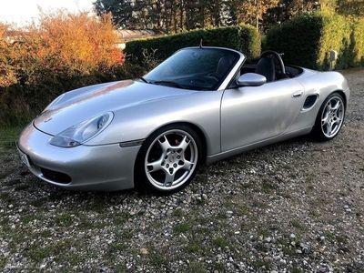 usado Porsche Boxster 2,5 204HK Cabr.