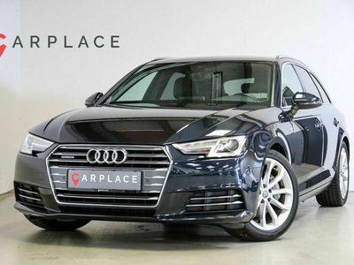 brugt Audi A4 2,0 TDi 190 S-line Avant quat S-tr
