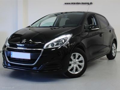 used Peugeot 208 1,6 BlueHDi Spirit 100HK 5d