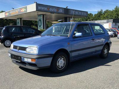 brugt VW Golf III 1,6 CL Van