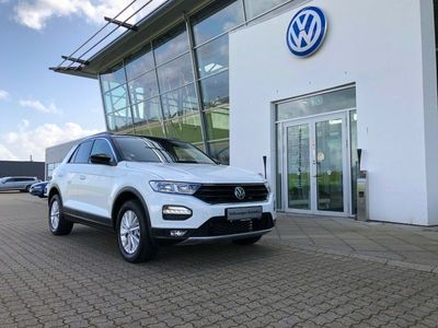 brugt VW T-Roc 1,6 TDi 115 Style