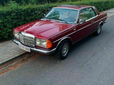brugt Mercedes 200 300 (W123) 230C