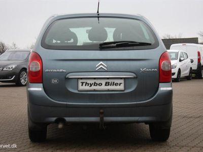 brugt Citroën Xsara Picasso 1,6 HDI 110HK