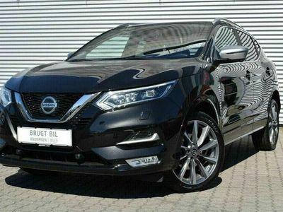 brugt Nissan Qashqai 1,3 Dig-T Tekna+ DCT 160HK 5d 7g Aut.