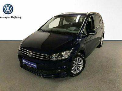 gebraucht VW Touran 1,6 TDi 115 Comfortl. Connect DSG