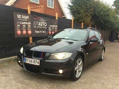 brugt BMW 320 d 2,0 Touring Steptr. 5d