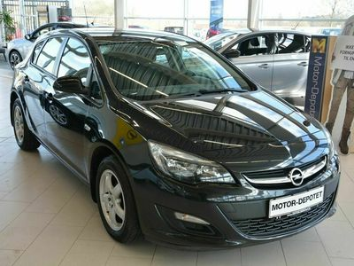 brugt Opel Astra 4 T 140 Limited