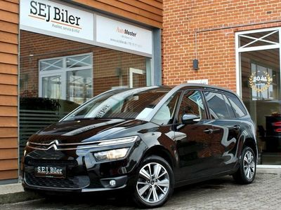 usata Citroën Grand C4 Picasso 2,0 BlueHDi Intensive EAT6 150HK aut 5d