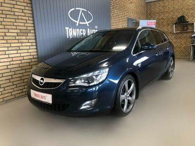 brugt Opel Astra 0 CDTi 160 Sport ST aut.