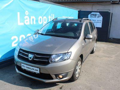 brugt Dacia Logan 1,5 dCi 90 Laureate MCV 5d