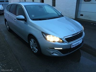 second-hand Peugeot 308 SW 1,6 BlueHDi Allure 120HK Stc