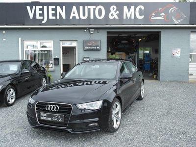 brugt Audi A5 Sportback 3,0 TDi 245 quattro S-tr. CD