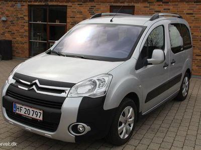 brugt Citroën Berlingo 1,6 HDI XTR 110HK
