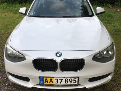 used BMW 118 d 2,0 D 143HK 3d 6g