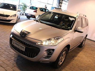 brugt Peugeot 4007 2,2 HDI Premium 4x4 156HK