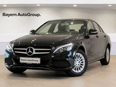 usata Mercedes C200 1,6 BlueTEC Avantgarde