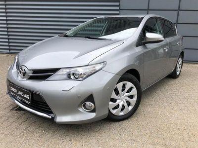 brugt Toyota Auris 1,2 T T2 Comfort 116HK 5d 6g A+