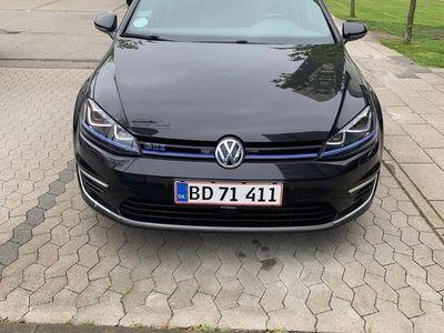 brugt VW Golf GTE Hybrid GAC4CUKBX0GTE