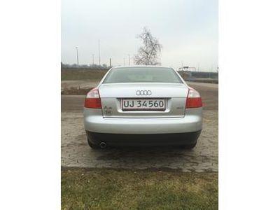 brugt Audi A4 2,0 Limousine