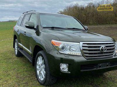 brugt Toyota Land Cruiser VX200