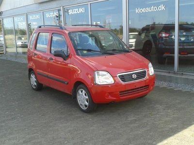 brugt Suzuki Wagon R 1,3 aut. 76HK