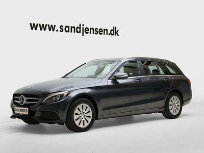 usado Mercedes C220 d 2,2 stc. aut.