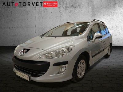 brugt Peugeot 308 1,6 HDi 109 Premium SW