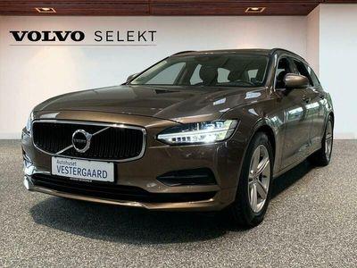 brugt Volvo V90 2,0 D3 Kinetic 150HK Stc 6g Aut.