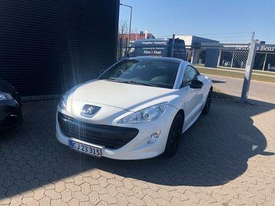usata Peugeot RCZ 1,6 200HK 2d 6g